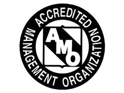 Accredited Managment Organization Logo