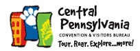 Central PA Visitor's Bureau Logo